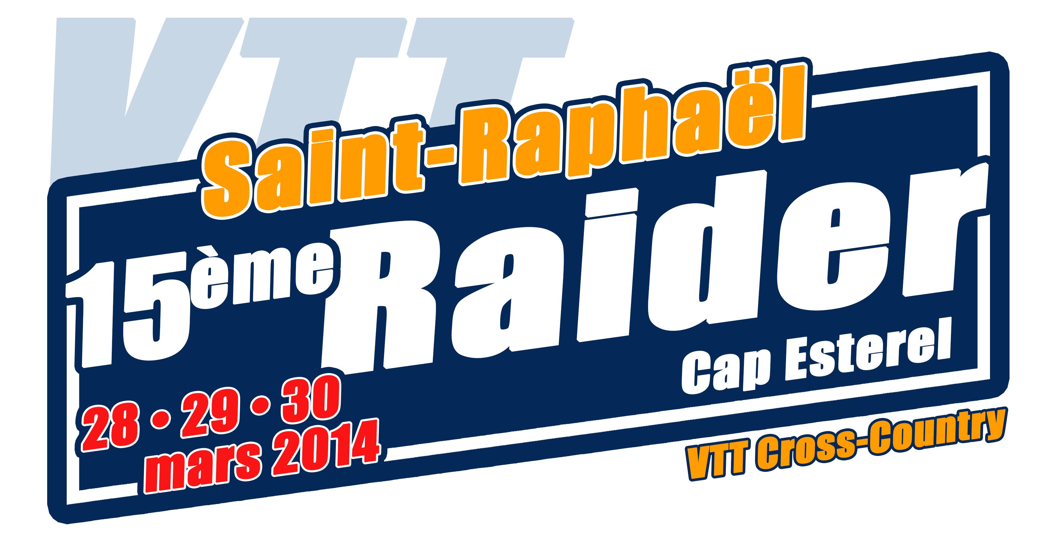 Affiche Bandeau Raider 2014