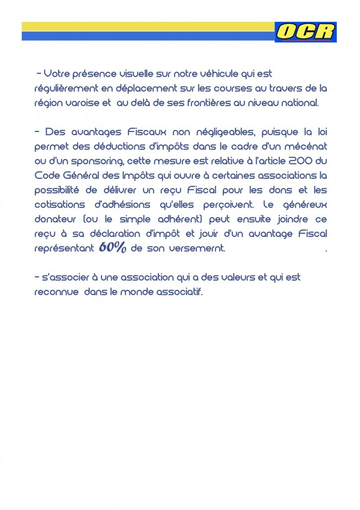 Dossier Sponsoring  version 1 OCR15