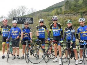5 Au sommet du col de Scalella