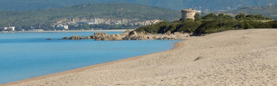 La baie de Porticcio