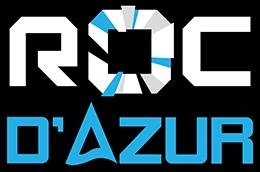 affiche roc d'azur 2017