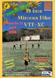 Mimosa Bike 2018