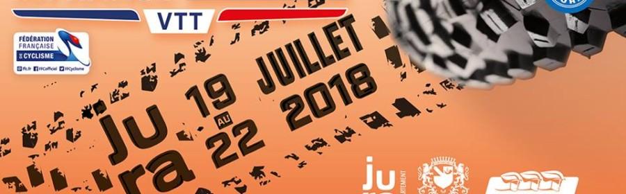 affiche championnat france vtt 2018