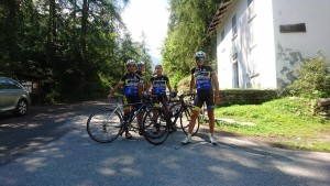 groupe debut section gravel finestre